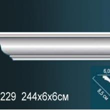 Карниз гладкий AB229