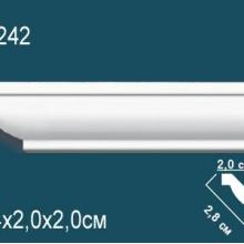 Карниз гладкий AB242