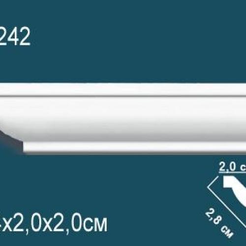 Perfect Карниз гладкий AB242