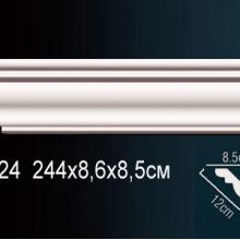 Карниз гладкий AB224
