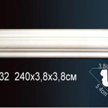 Карниз гладкий AB132F