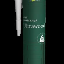 Клей Ultrawood монтажный, прозрачный