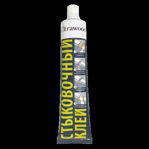 Ultrawood Клей ultrawood стыковочный, белый