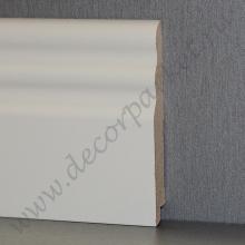 Белый фигурный мдф 100х16