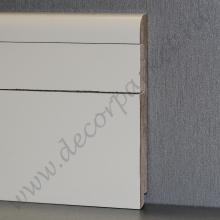 Белый вставка гладкая мдф 120х16