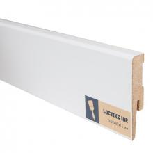 Белый 102 мдф 80x15
