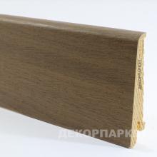 Дуб коричневый 80x16