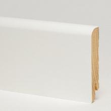Белый гладкий 70x15