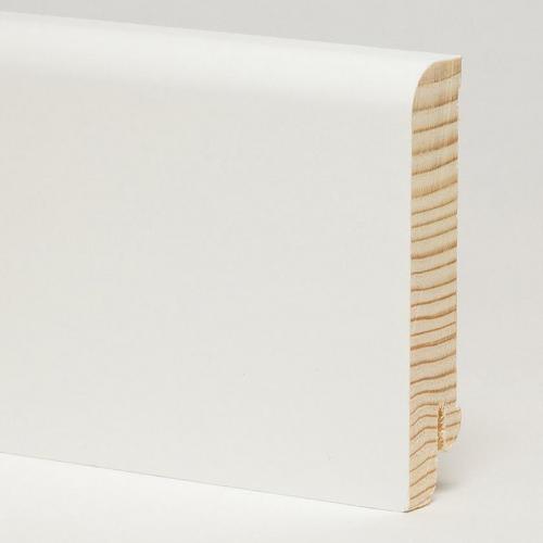 Pedross Белый гладкий 80х18