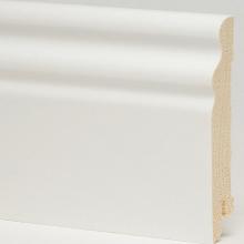 Белый гладкий SEG 95x15