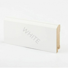 Белый W28-80 мдф 80х16