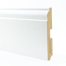 Белый W04-120 мдф 120х16