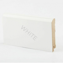 Белый W28-100 мдф 100х16