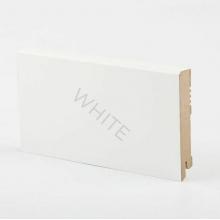 Белый W29-100 мдф 100х16