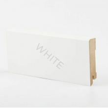 Белый W29-80 мдф 80х16