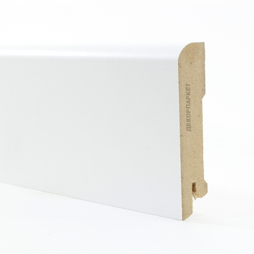 White Белый W02-80 мдф 80х16