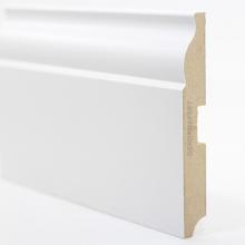 Белый U103 мдф 120х16