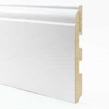Белый U104 мдф 150х16