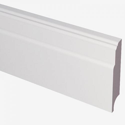 Evrowood Белый PN 110 мдф 110x22