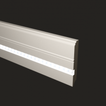 Белый PN 120 led мдф 110x16