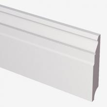 Белый PN 090 мдф 100x18