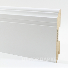 Белый Вектор мдф 120x16