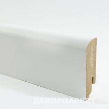 Белый прямой мдф 70x16