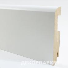 Белый прямой мдф 120x16
