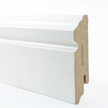 Белый фигурный мдф 80x16